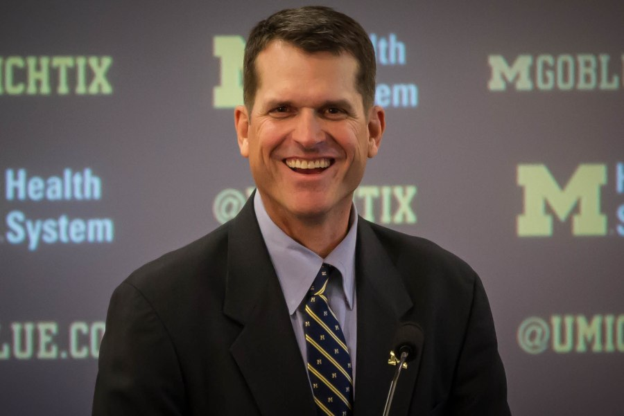 The Real Harbaugh Opportunity